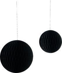 decoratie-bol-honingraat---set-van-2---zwart---papier---house-doctor[0].jpg